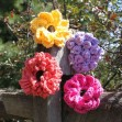 Big Button Flowers